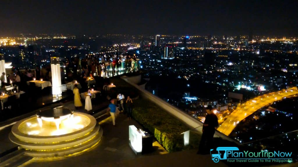 Sky Bar at Lebua State Tower