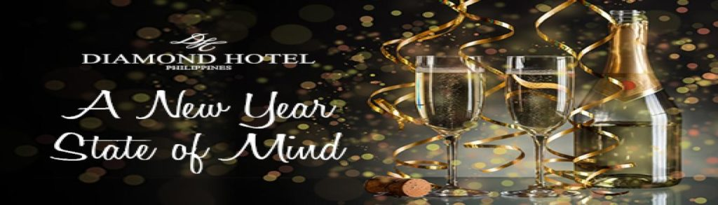 Diamond Hotel Philippines New Year Countdown 2016
