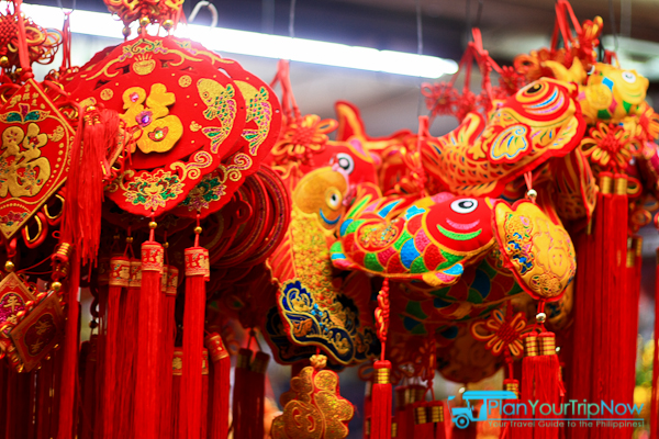 Feng Shui Good Luck Charms for Chinese New Year