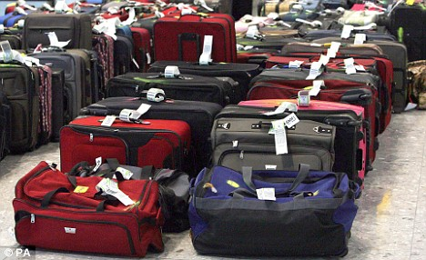 Luggage at Airports
