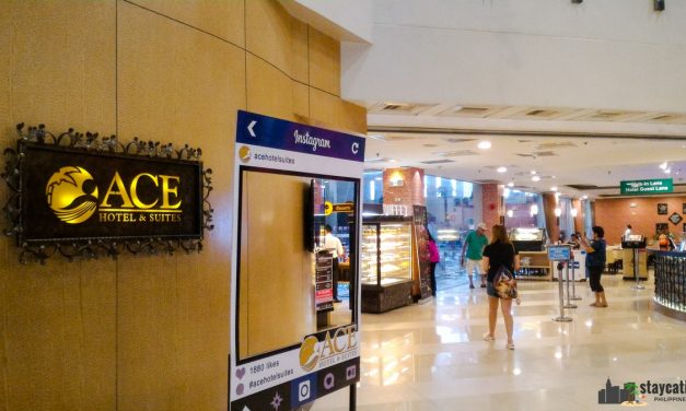 Have a Hydrotherapy Massage in Ace Water Spa Hotel and Condo [Review]