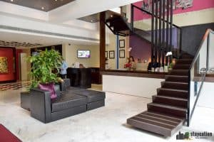 The Picasso Boutique Residences Lobby