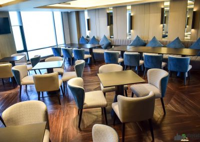 Seda Vertis North Club Lounge