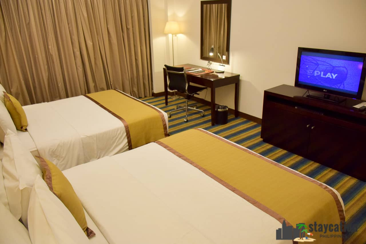 Weekend Staycation Luxent Hotel Quezon City-5507